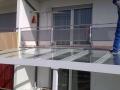 Sitzplatzverglasung